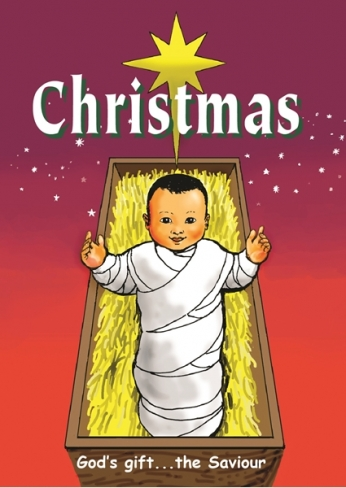 Christmas: God's gift ... the Saviour (Comic) image