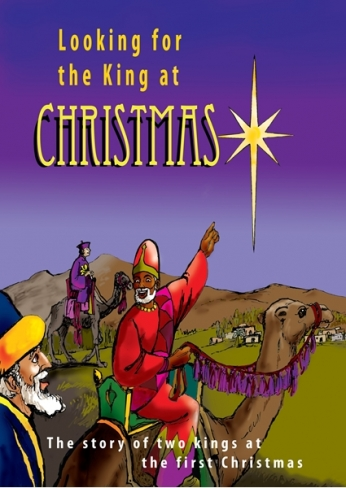 Looking for the King at Christmas (Comic) image