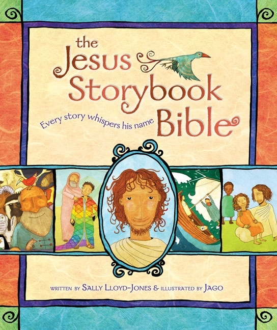The Jesus Storybook Bible image