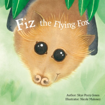 Fiz the Flying Fox image