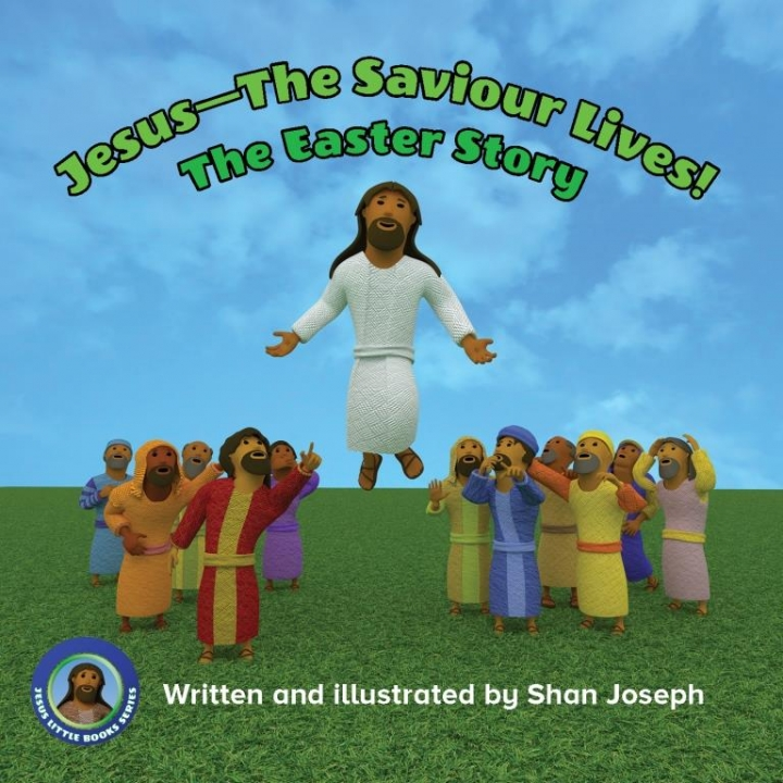 Jesus-The Saviour Lives! (The Easter story) image