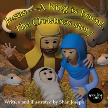 Jesus - A King is Born! (The Christmas Story) image