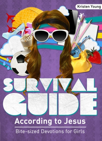 Survival Guide According to Jesus (Girls) image