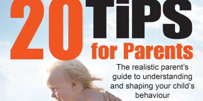 Review: 20 Tips for Parents by Professor Kim Oates image