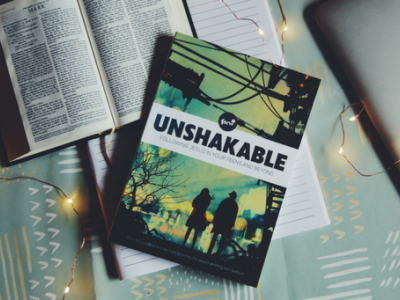 Unshakable: Book Review image