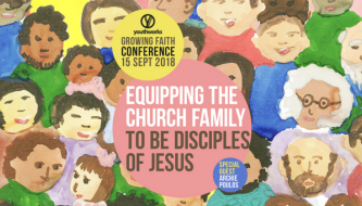 Read Growing Faith Conference