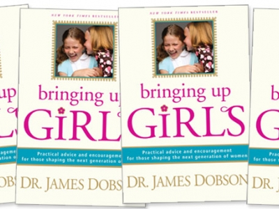 Book Review: Bringing Up Girls image