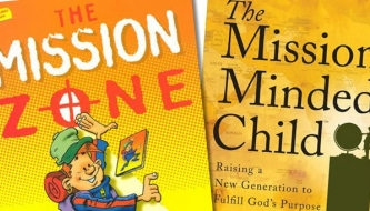 Read Helping kids to be mission-minded