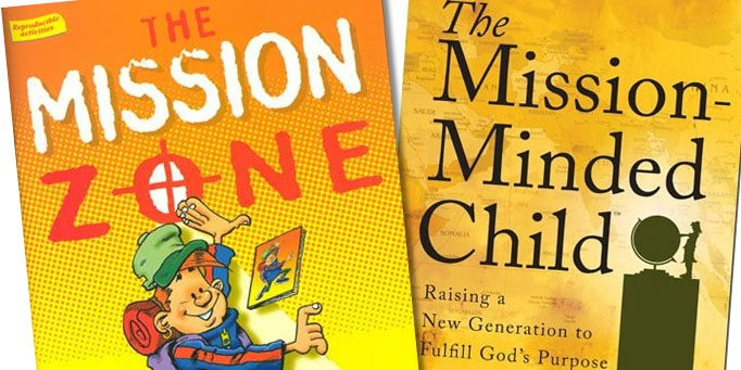 Helping kids to be mission-minded image