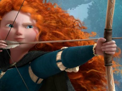 Brave: Movie Review image