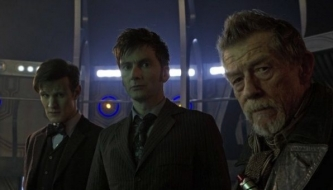 Read The Day of the Doctor: DVD Review