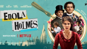 Read Movie recommendation: Enola Holmes