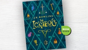 Read Book recommendation: The Ickabog by JK Rowling