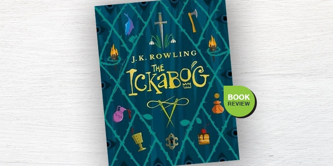 Book recommendation: The Ickabog by JK Rowling image