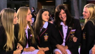 Read Ja'mie: Private School Girl: TV Review