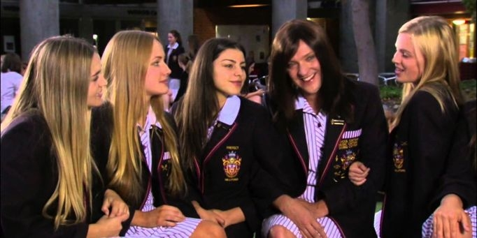 Ja'mie: Private School Girl: TV Review image