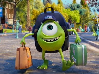 Monsters University: Movie Review image