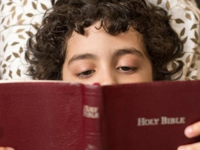 How to teach the Old Testament to children image
