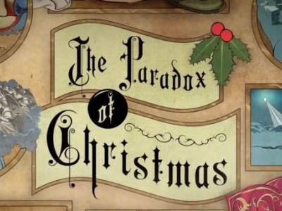 The paradox of Christmas image