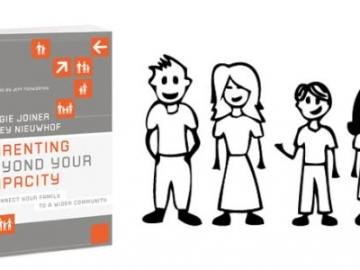 Parenting beyond your capacity: Book Review image