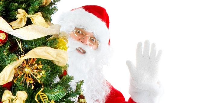 What to Tell Your Kids About Santa image