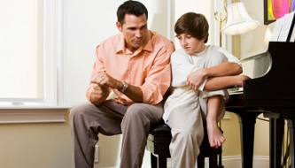 Read Tips on talking to your son about sex and puberty