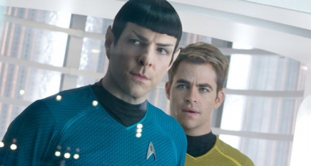 Read Stark Trek: Into Darkness: Movie Review