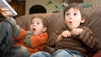 Read Why I don't like my kids watching TV adverts