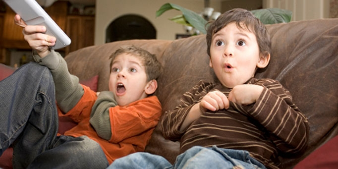 Why I don't like my kids watching TV adverts image