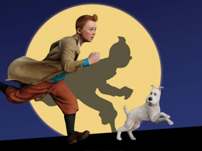 The Adventures of Tintin: Movie Review image