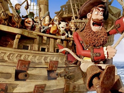 The Pirates! Band Of Misfits: Movie Review image