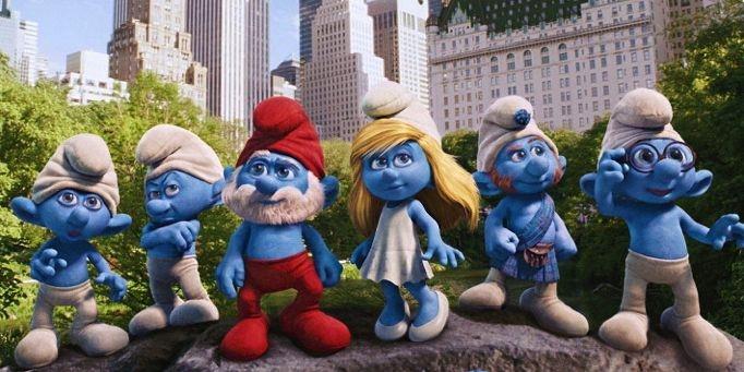 The Smurfs 2 Movie Review