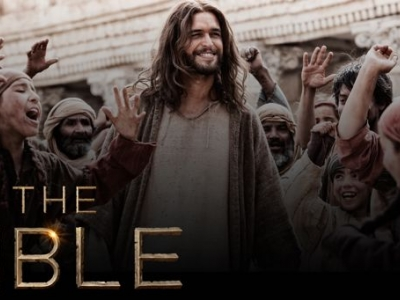 The Bible: TV Review image