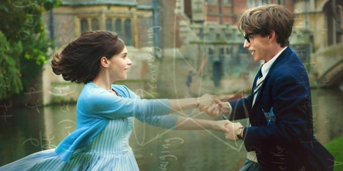 The Theory of Everything: Movie Review image