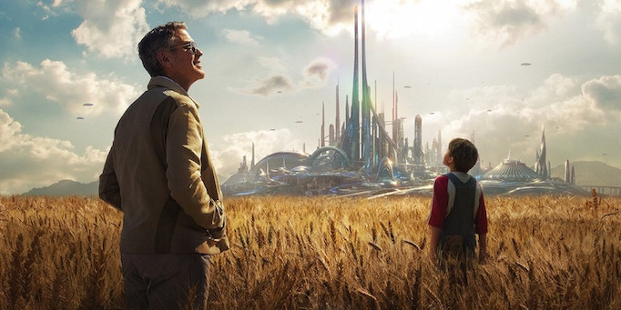 Tomorrowland: Movie Review image